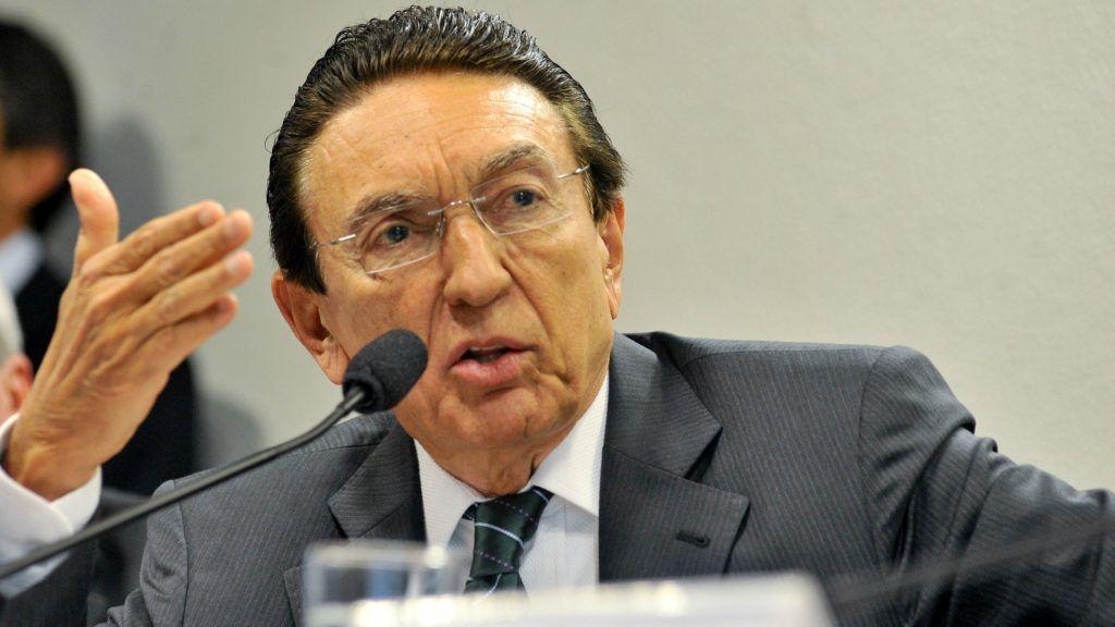 Edison Lobão  1024x576 - Senador Lobão lamenta após 4 mortes ocorridas em São João do Sóter - minuto barra
