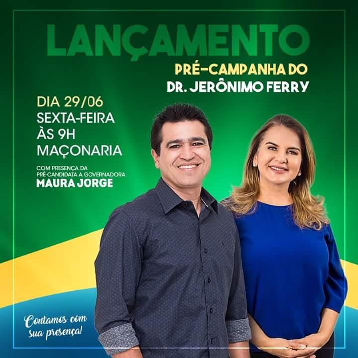 FB IMG 1530219592544 - ELEIÇÕES 2018: Em Barra do Corda, Maura Jorge promove evento amanhã sexta-feira - minuto barra