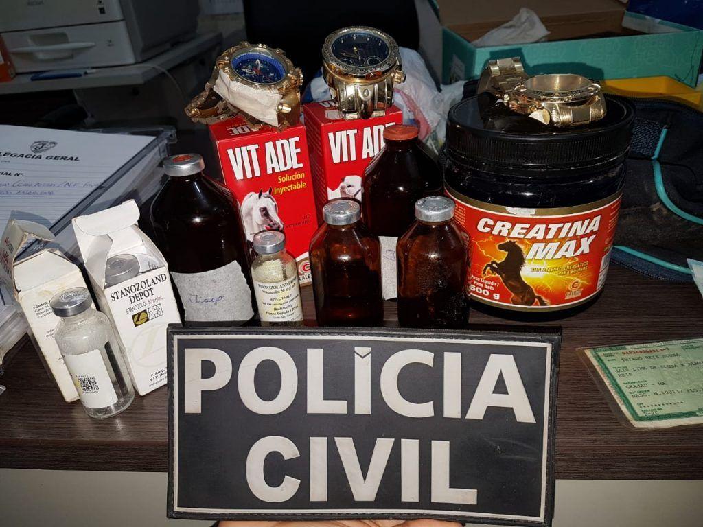 IMG 20180607 WA0027 1024x768 - Dupla é presa em Barra do Corda acusada de aplicar medicamentos de uso veterinário em pessoas - minuto barra