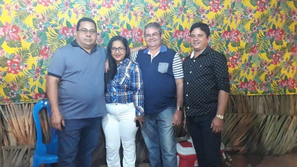 IMG 20180625 WA0010 1024x576 - Prefeito Moisés Ventura prestigia abertura do festejo junino em Jenipapo dos Vieiras - minuto barra