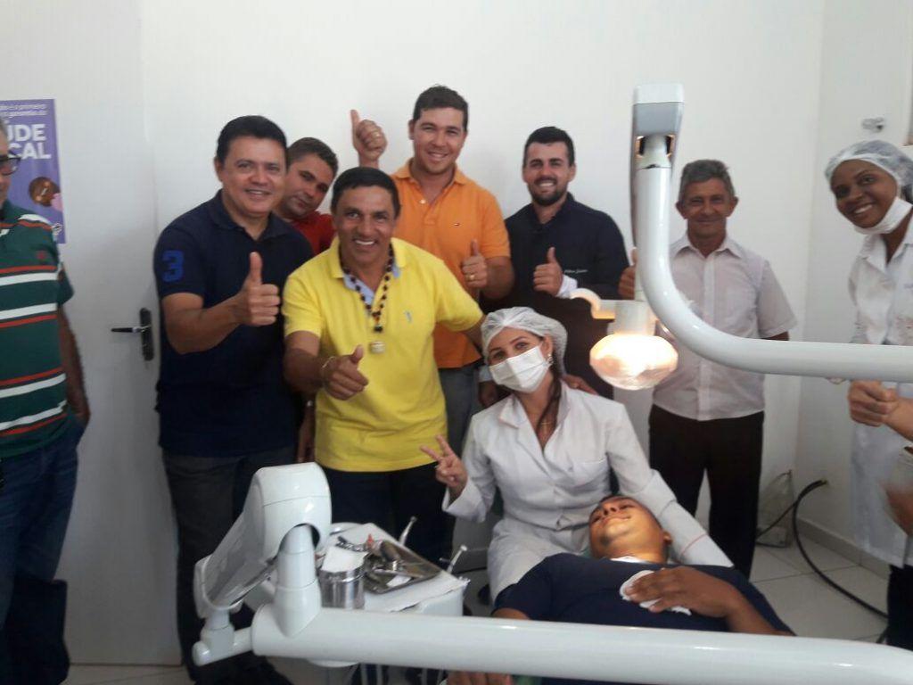 IMG 20180625 WA0038 1024x768 - Prefeito Adailton e deputado Rigo Teles inauguram obras em Fernando Falcão - minuto barra