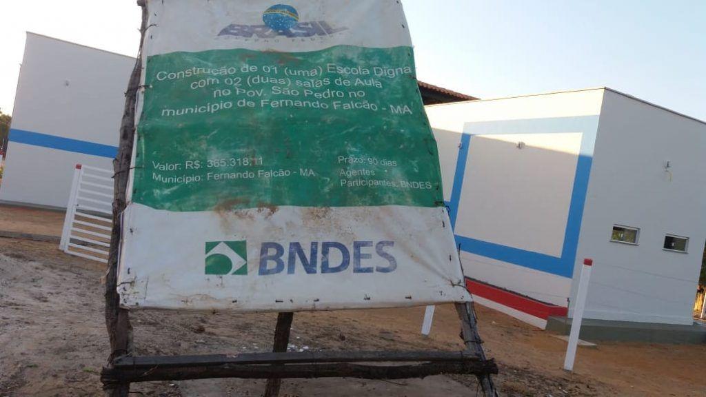 IMG 20180627 WA0027 1024x576 - SURREAL: Flávio Dino gasta quase 400 mil reais na construção de duas salas de aulas - minuto barra