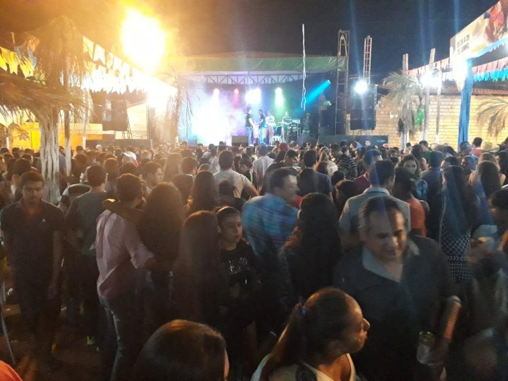 IMG 20180630 WA0033 1024x768 - Maior São João da região foi realizado em Jenipapo dos Vieiras com apoio do prefeito Moisés Ventura - minuto barra