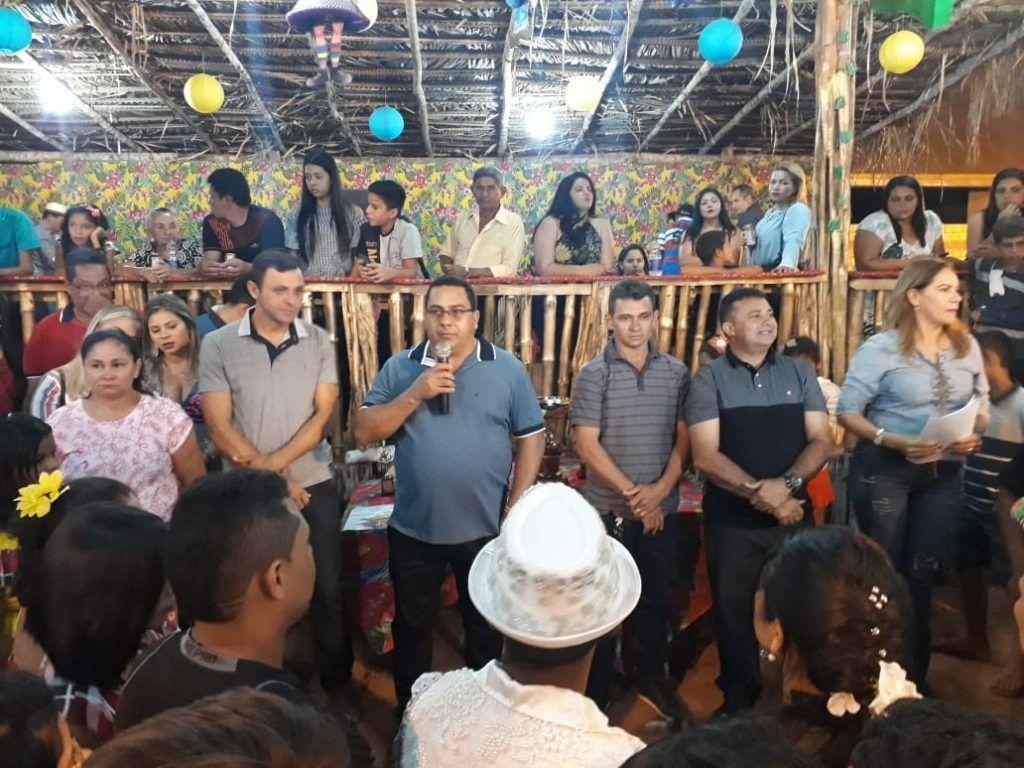 IMG 20180630 WA0057 1024x768 - Maior São João da região foi realizado em Jenipapo dos Vieiras com apoio do prefeito Moisés Ventura - minuto barra