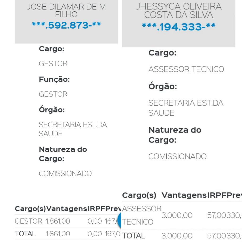 InShot 20180622 121701599 1024x1024 - Irmã do prefeito Eric Costa, é nomeada por Flávio Dino como assessora técnica da regional de saúde em Barra do Corda - minuto barra