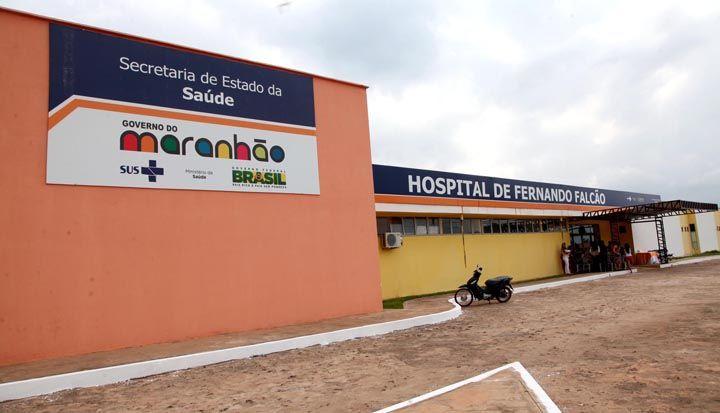 govarnaldomehoriz141214 - ABSURDO!! Governo Flávio Dino deixa de repassar mais de 600 mil reais ao hospital de Fernando Falcão - minuto barra