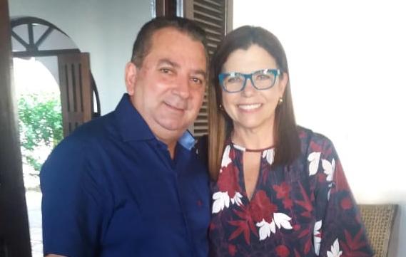 rosene - Vice de Roseana poderá ser o Pastor Pedro Lindoso da Assembleia de Deus - minuto barra