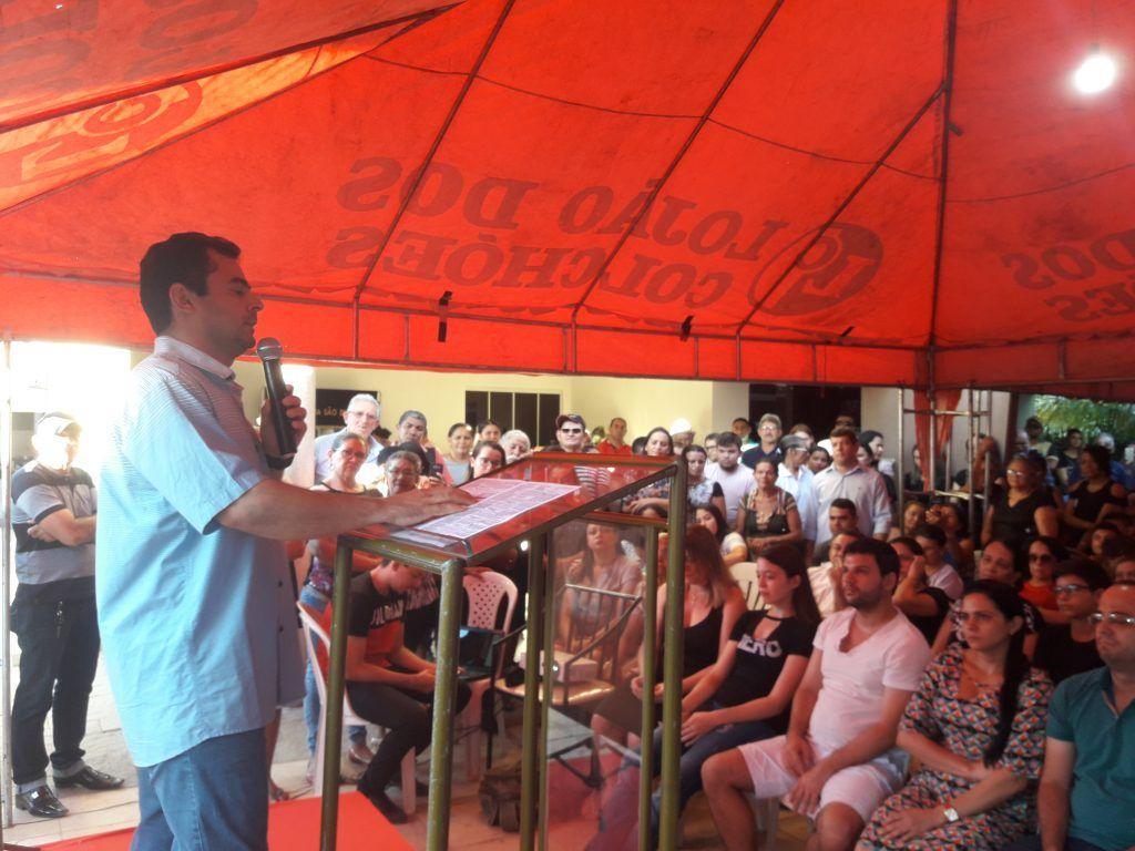 20180711 170833 1024x768 - LUTO: Deputados prestam homenagens ao ex-prefeito Avelar Sampaio, falecido em Barra do Corda - minuto barra