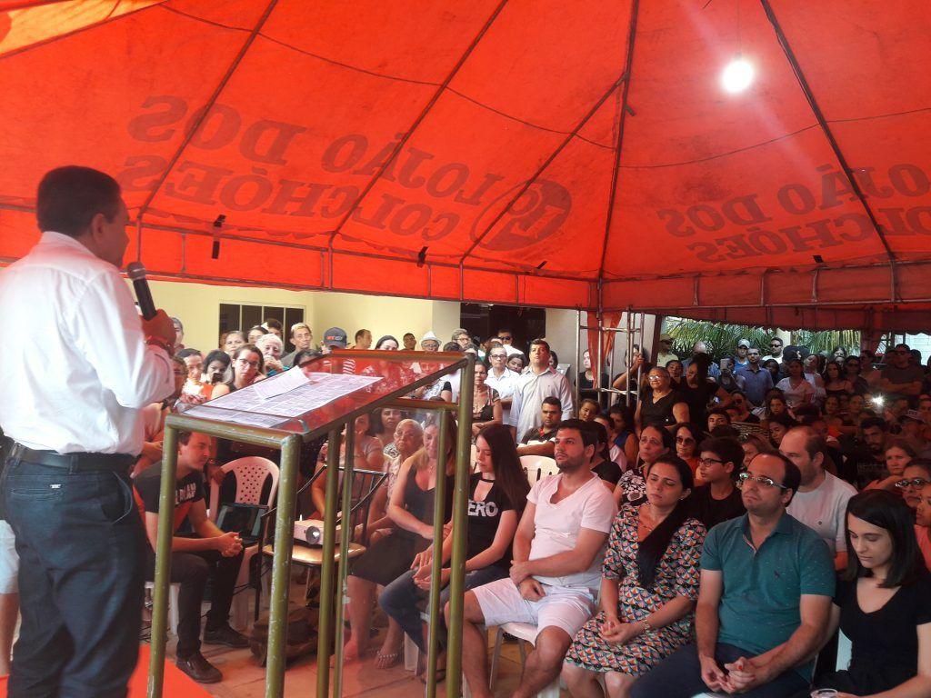 20180711 171213 1024x768 - LUTO: Deputados prestam homenagens ao ex-prefeito Avelar Sampaio, falecido em Barra do Corda - minuto barra