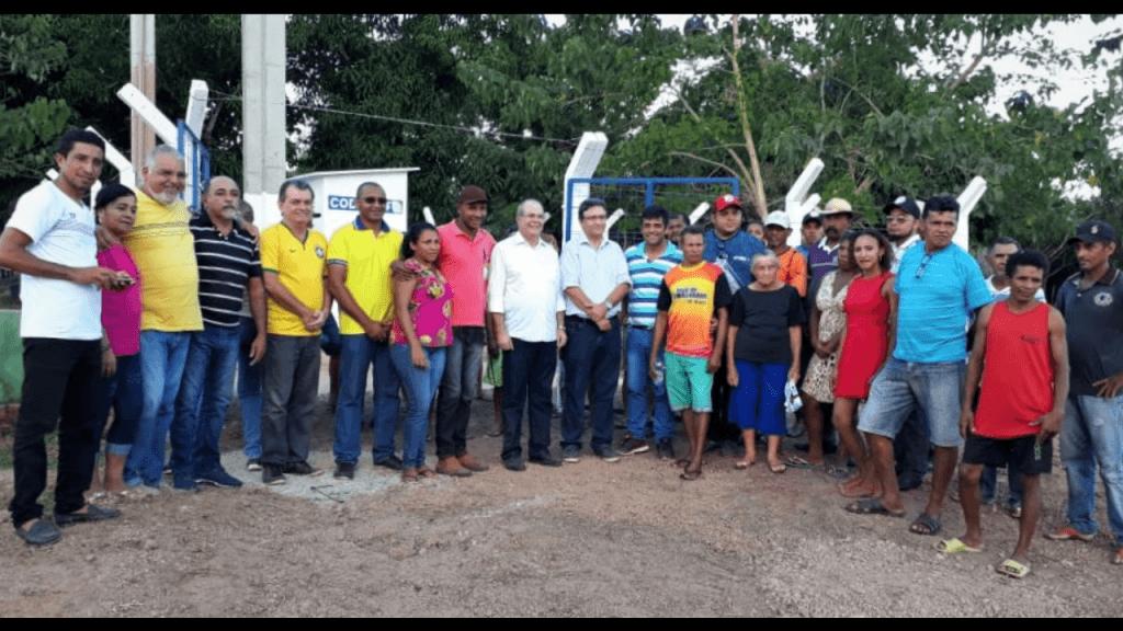 Screenshot 20180710 072546 1024x576 - Em Matões do Norte, Hildo Rocha inaugura sistema de abastecimento de água com a Codevasf - minuto barra