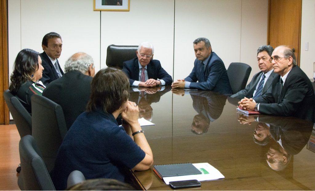 IMG 20180808 WA0124 1024x620 - Senador Lobão luta para garantir direitos dos garimpeiros em Brasília - minuto barra