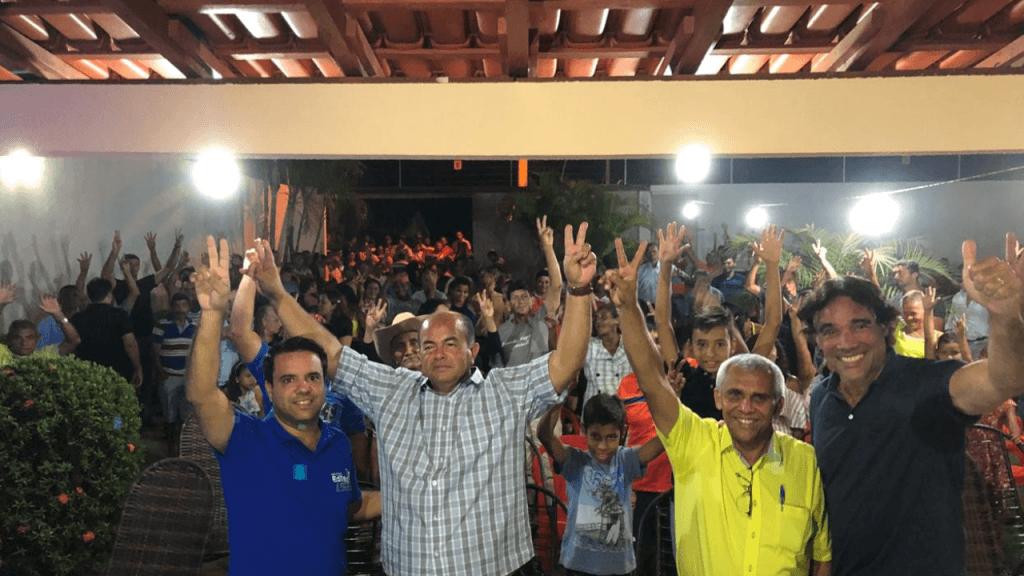 Screenshot 20180807 085941 1024x576 - Lobão Filho e Edilázio visitam 4 municípios durante o final de semama - minuto barra