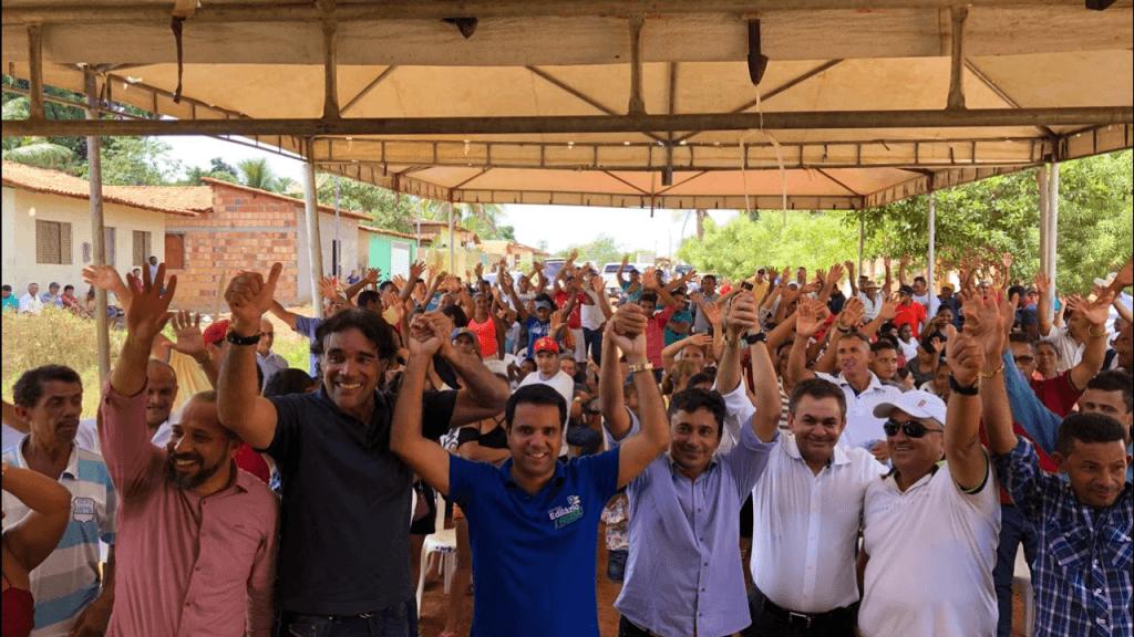 Screenshot 20180807 090001 1024x576 - Lobão Filho e Edilázio visitam 4 municípios durante o final de semama - minuto barra