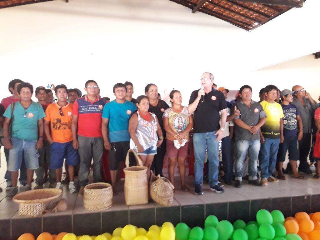 20181002 170040 1024x768 - Vereadora Kassí Pompeu mostra liderança em evento onde declarou seu apoio a Hildo Rocha em Barra do Corda - minuto barra