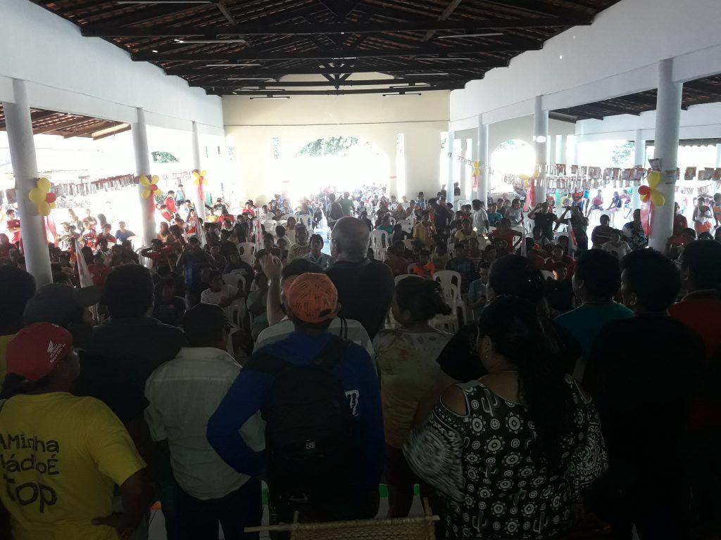 20181002 170127 1024x768 - Vereadora Kassí Pompeu mostra liderança em evento onde declarou seu apoio a Hildo Rocha em Barra do Corda - minuto barra