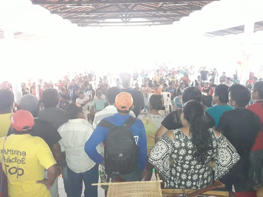 20181002 170132 1024x768 - Vereadora Kassí Pompeu mostra liderança em evento onde declarou seu apoio a Hildo Rocha em Barra do Corda - minuto barra