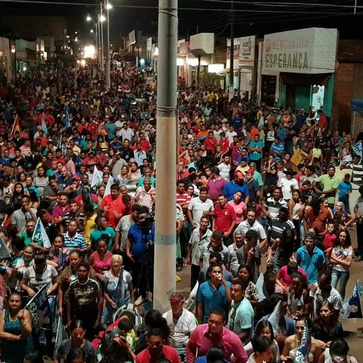 IMG 20181004 WA0024 - Rigo Teles promoverá grande carreata e comício no encerramento de sua campanha nesta quinta-feira em Barra do Corda - minuto barra
