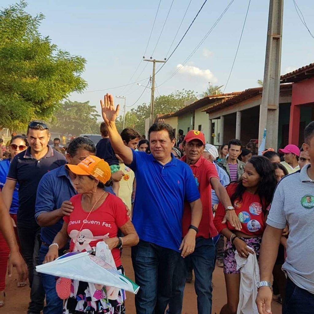 IMG 20181004 WA0026 1024x1024 - Rigo Teles promoverá grande carreata e comício no encerramento de sua campanha nesta quinta-feira em Barra do Corda - minuto barra