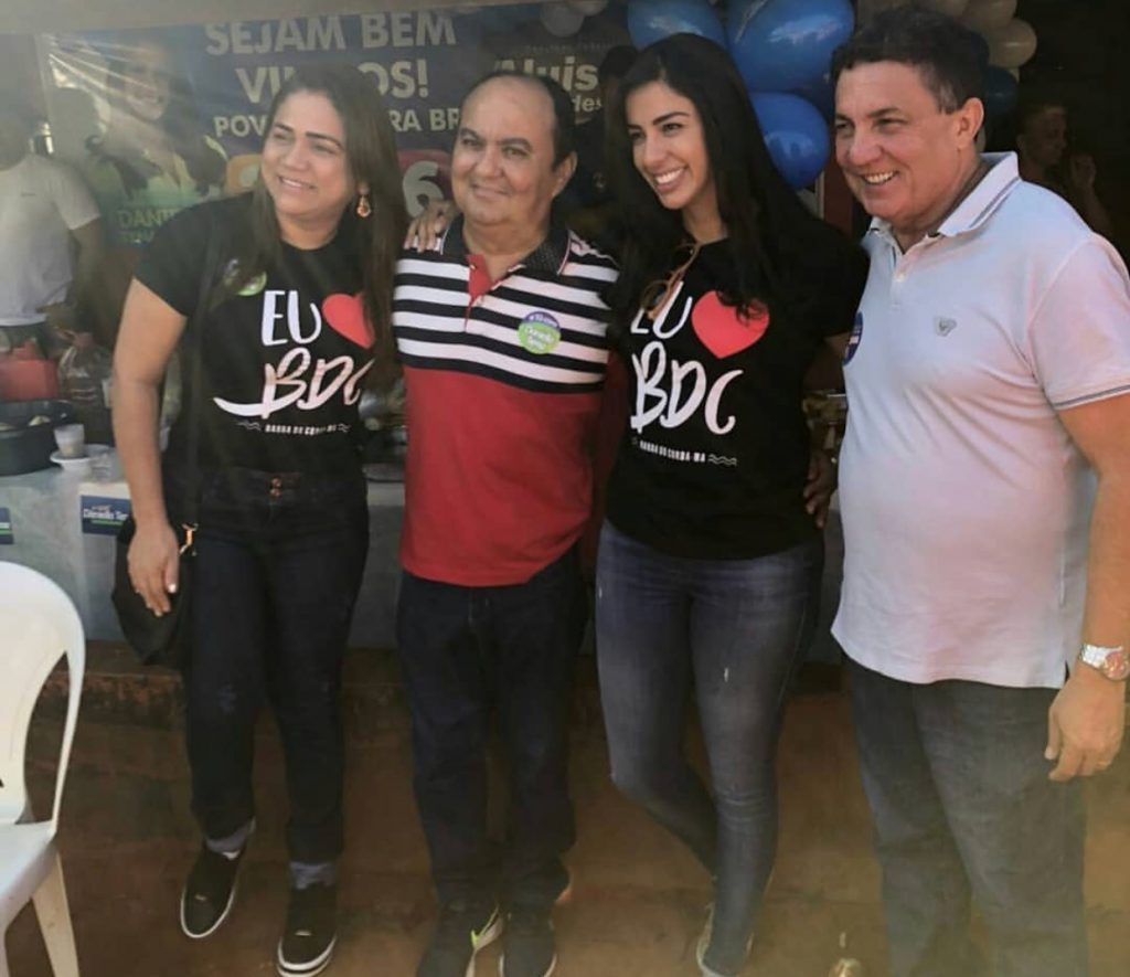 IMG 20181010 WA0068 1024x885 - Leocádio Cunha mostra força no apoio dado a Daniela Tema em Barra do Corda - minuto barra