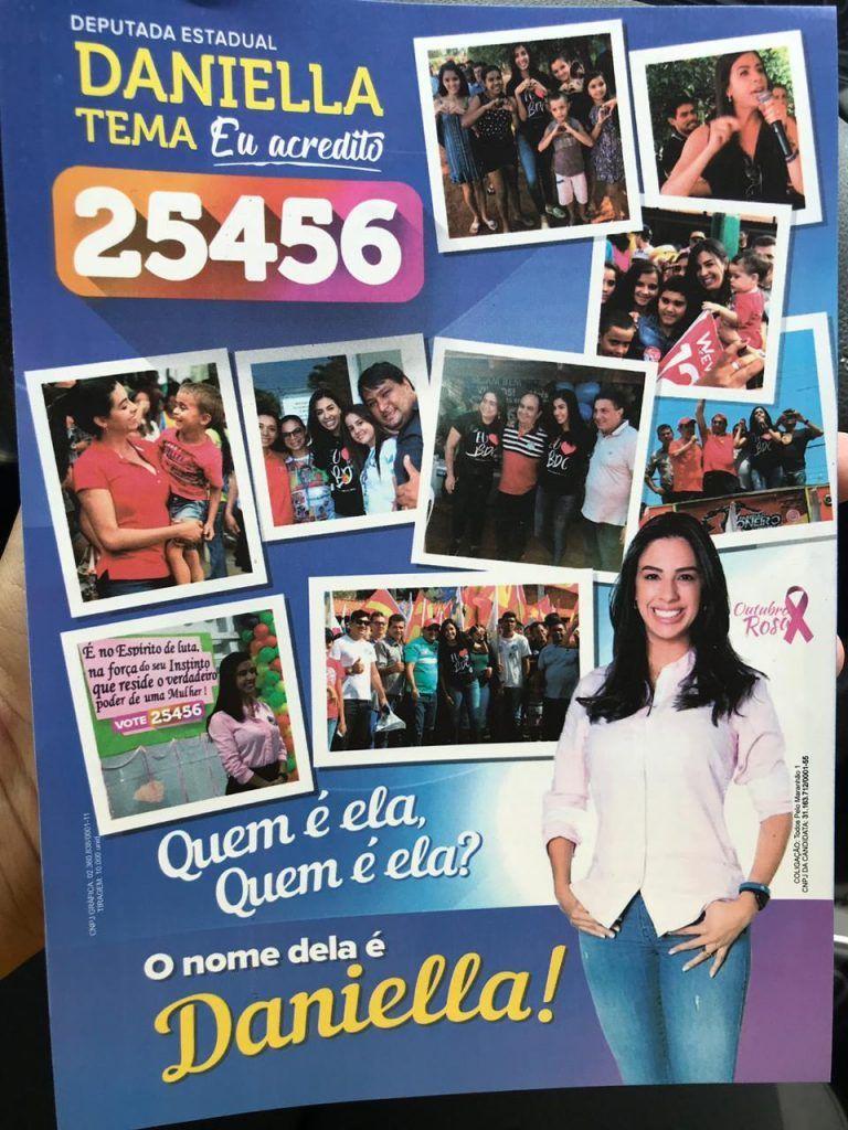 IMG 20181010 WA0069 768x1024 - Leocádio Cunha mostra força no apoio dado a Daniela Tema em Barra do Corda - minuto barra