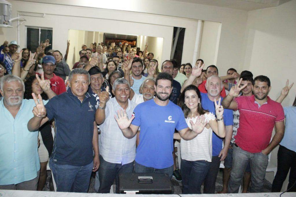img 20180721 wa0035162645602 1024x682 - DE OLHO EM 2020: Gil Lopes, Adão Nunes e Rigo Teles com olhos focados na prefeitura de Barra do Corda - minuto barra