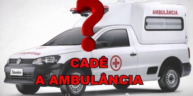 mbu - Prefeitura de Barra do Corda decide usar emenda de Hildo Rocha para compra de uma ambulância - minuto barra