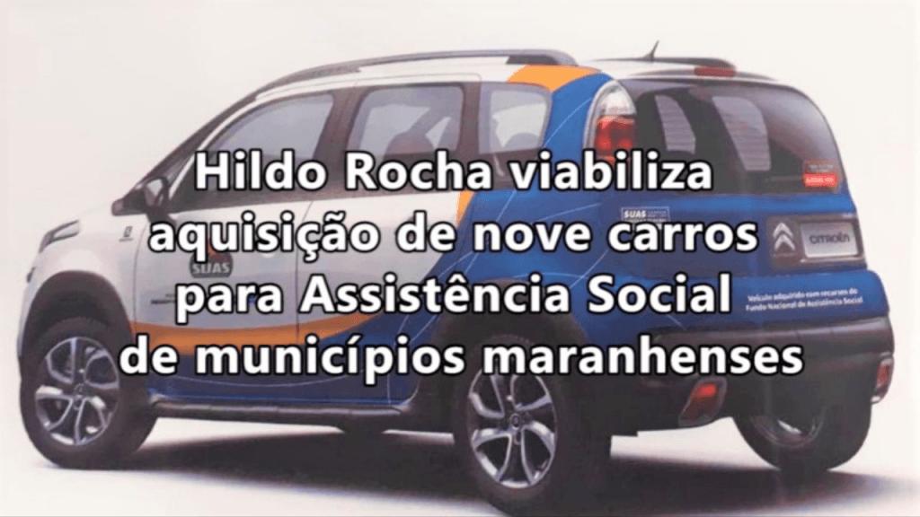 Screenshot 20181112 095810 1024x576 - Hildo Rocha destina um veículo zero km para a secretaria de asssitência social em Barra do Corda - minuto barra
