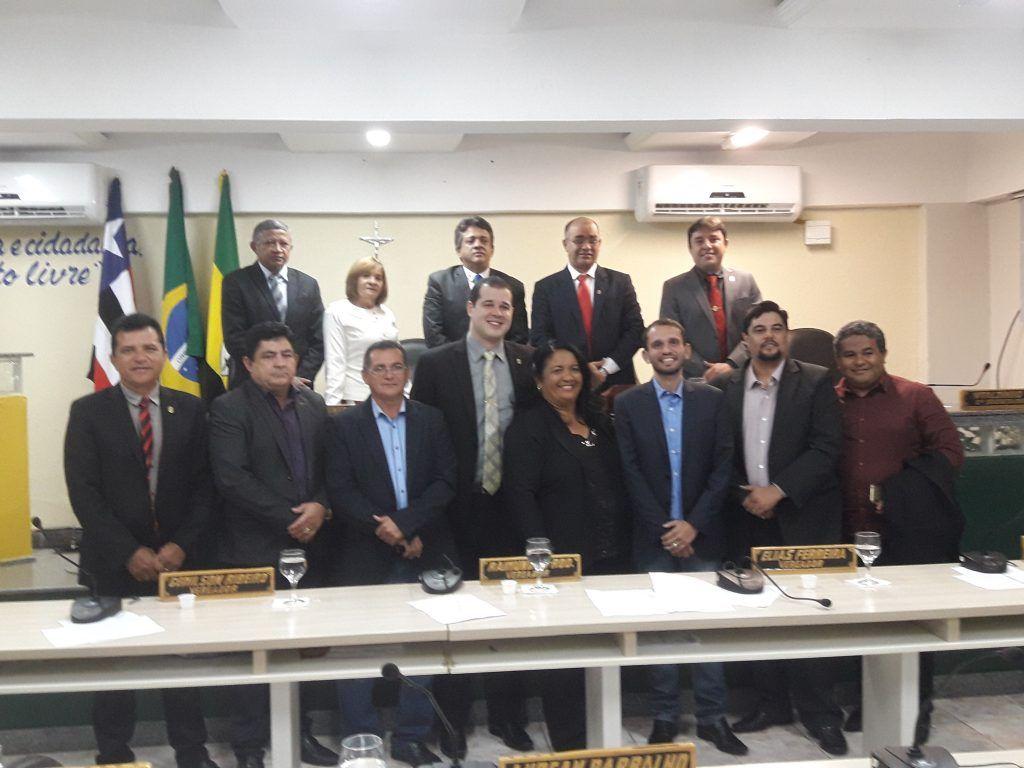 20181204 184918 1024x768 - Vereadores aprovam requerimento onde pede ao governador para que não transfira o delegado Renilto Ferreira de Barra do Corda - minuto barra