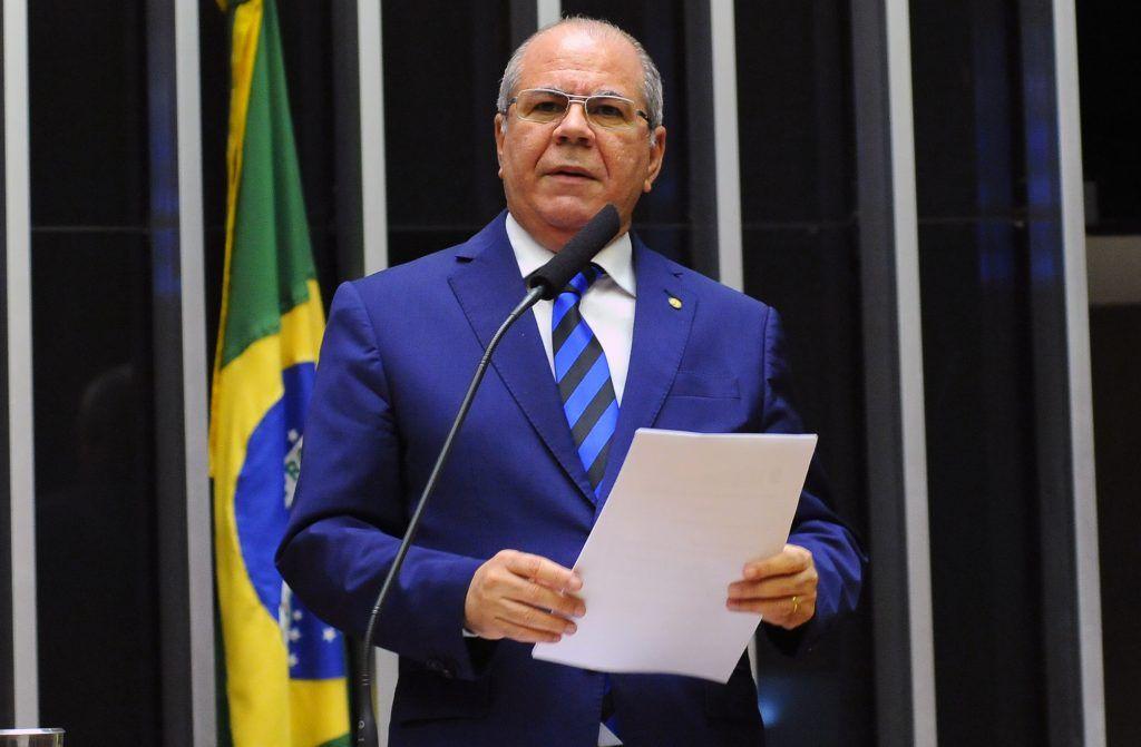 Deputado Federal Hildo Rocha 02 1024x671 - No primeiro dia útil da 56ª Legislatura Hildo Rocha apresenta 23 Emendas à Medida Provisória da Reforma Administrativa - minuto barra