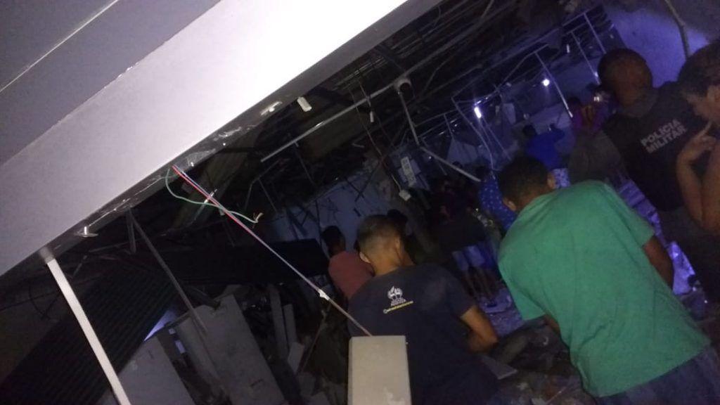 IMG 20181206 WA0028 1024x576 - URGENTE!! Bandidos explodem o Banco do Brasil em Humberto de Campos - minuto barra