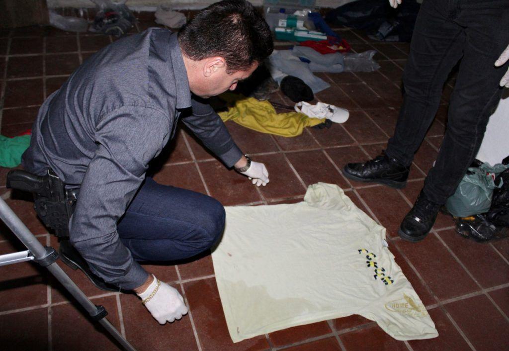 IMG 20181206 WA0091 1024x706 - Perícia detecta manchas de sangue em roupa de homem suspeito de matar ex-mulher em Barra do Corda - minuto barra