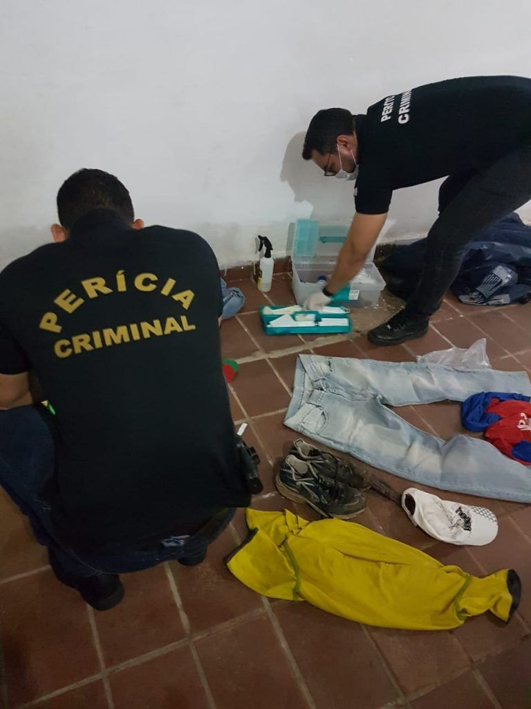 IMG 20181206 WA0094 768x1024 - Perícia detecta manchas de sangue em roupa de homem suspeito de matar ex-mulher em Barra do Corda - minuto barra