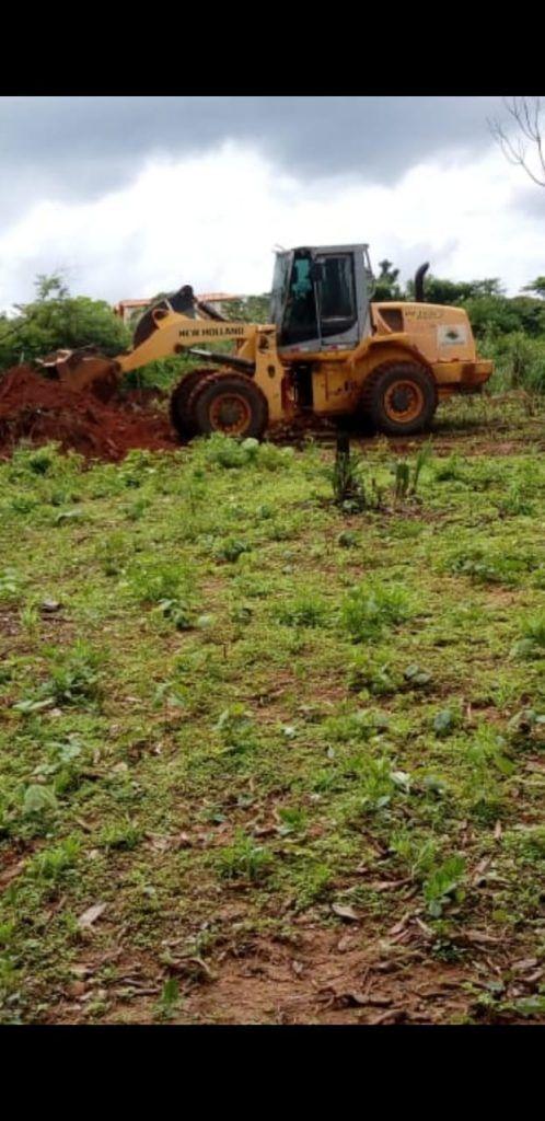 IMG 20181215 WA0005 498x1024 - Prefeito Moisés Ventura inicia construção de casa de farinha com recursos enviados por Hildo Rocha - minuto barra