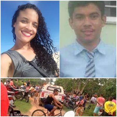 20190110 231156 - Jovem é encontrada morta e enterrada em quintal da casa do ex-namorado no Maranhão - minuto barra