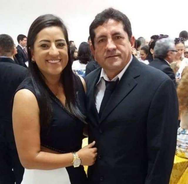 Carla Sousa e seu pai - Pai de vereadora é assassinado ao abrir seu comércio na manhã deste sabádo - minuto barra
