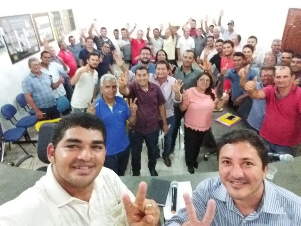 IMG 20190107 WA0087 1024x768 - Prefeito Janes Clei debate melhorias para Formosa da Serra Negra na Câmara Municipal - minuto barra