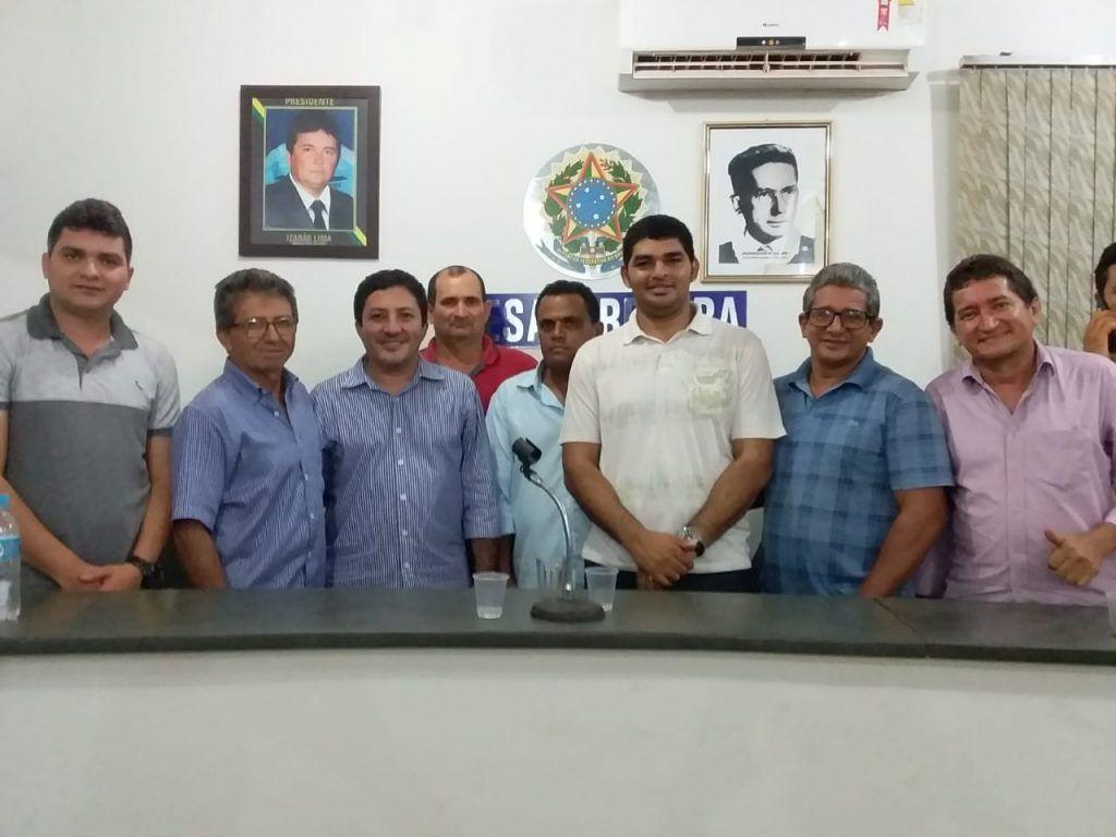 IMG 20190107 WA0091 1024x768 - Prefeito Janes Clei debate melhorias para Formosa da Serra Negra na Câmara Municipal - minuto barra