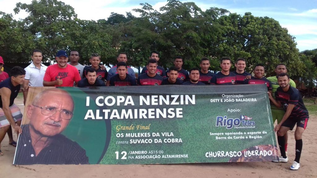 IMG 20190112 WA0052 1024x576 - Time do OMV é campeão do 1° campeonato Nenzin Altamirense - minuto barra
