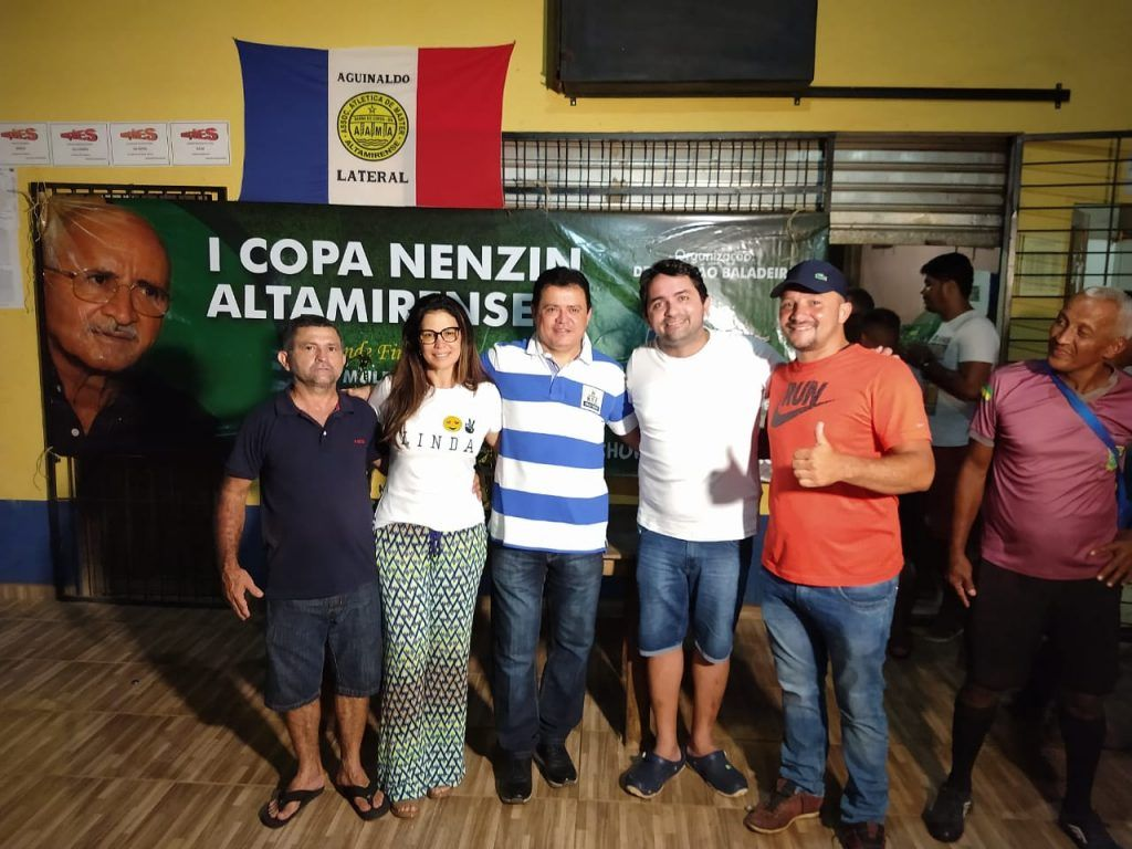 IMG 20190112 WA0078 1024x768 - Time do OMV é campeão do 1° campeonato Nenzin Altamirense - minuto barra