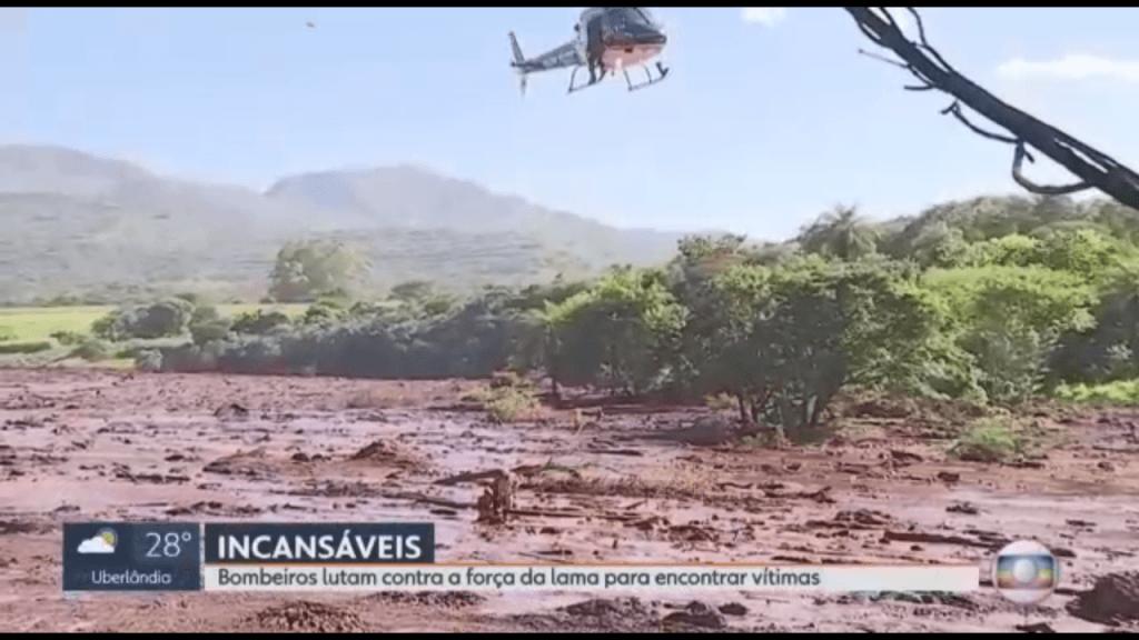 Screenshot 20190131 185017 1024x576 - VEJA AQUI: Militares do Maranhão encontram corpo de vítima em Brumadinho após rompimento de barragem - minuto barra