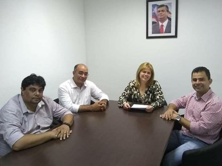 fb img 1547138529564674884736 - Prefeito Eric Costa assina convênio para municipalização do trânsito de Barra do Corda - minuto barra