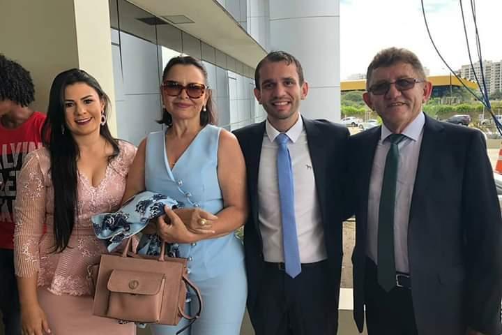 FB IMG 1549072168609 - Com apenas 27 anos, Fernando Pessoa tomou posse no cargo de deputado estadual - minuto barra