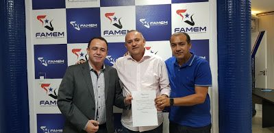 IMG 20190207 WA0187 - Fonsequinha assume cargo de secretário executivo da FAMEM - minuto barra