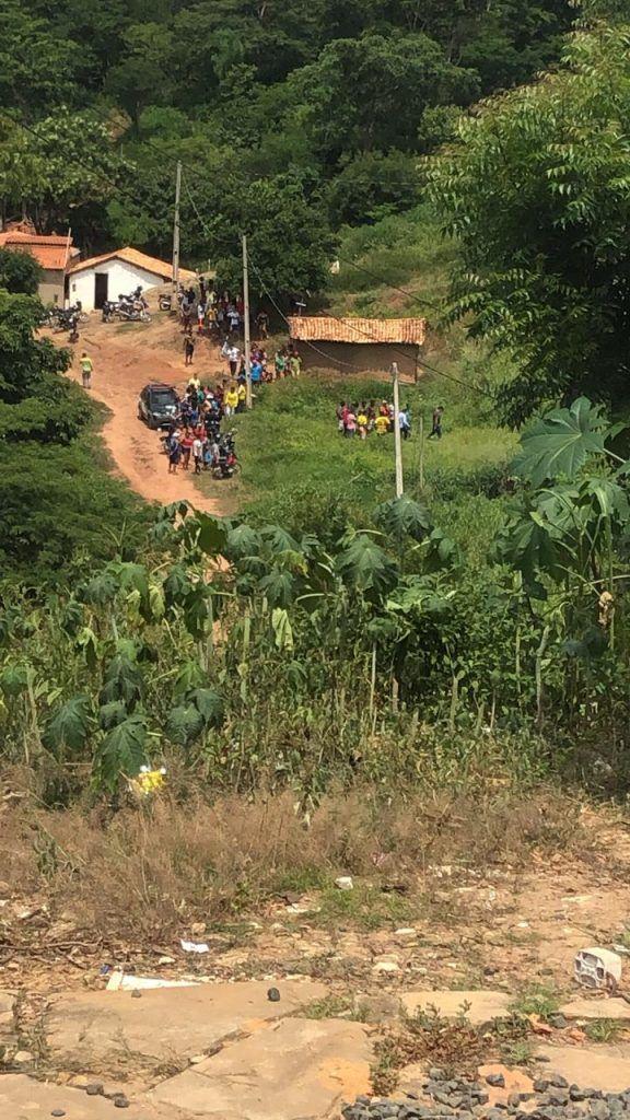 IMG 20190222 WA0111 576x1024 - Mototaxista desaparecido é encontrado morto em Barra do Corda - minuto barra