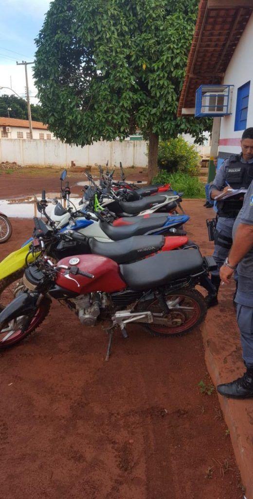 IMG 20190226 WA0020 520x1024 - SUCUPIRA DO NORTE: Polícia Militar deflagra operação contra roubos de motocicletas - minuto barra