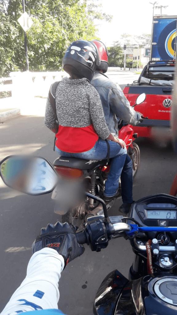 """Screenshot 20190205 162857 576x1024 - PRF NA ÁREA: Condutores de """"motos"""" iniciam prática do uso de capacete por parte do garupa em Barra do Corda - minuto barra"""