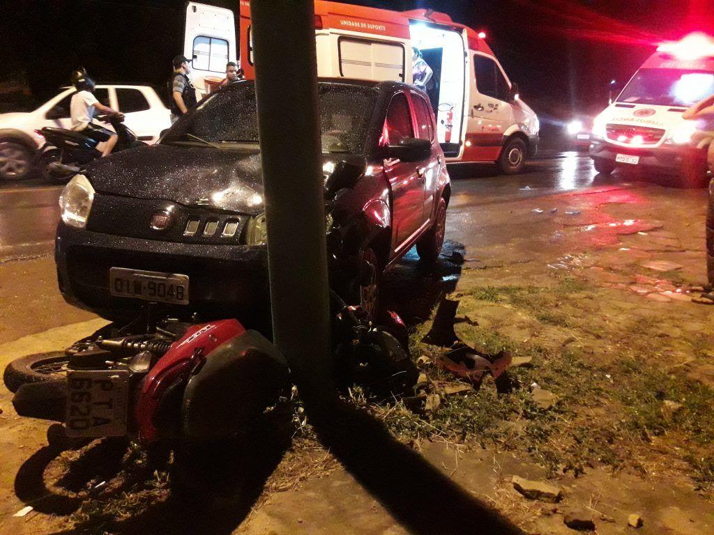 20190302 015030 1024x768 - Três pessoas morrem durante acidentes na Br-226 em Barra do Corda na madrugada deste sábado - minuto barra