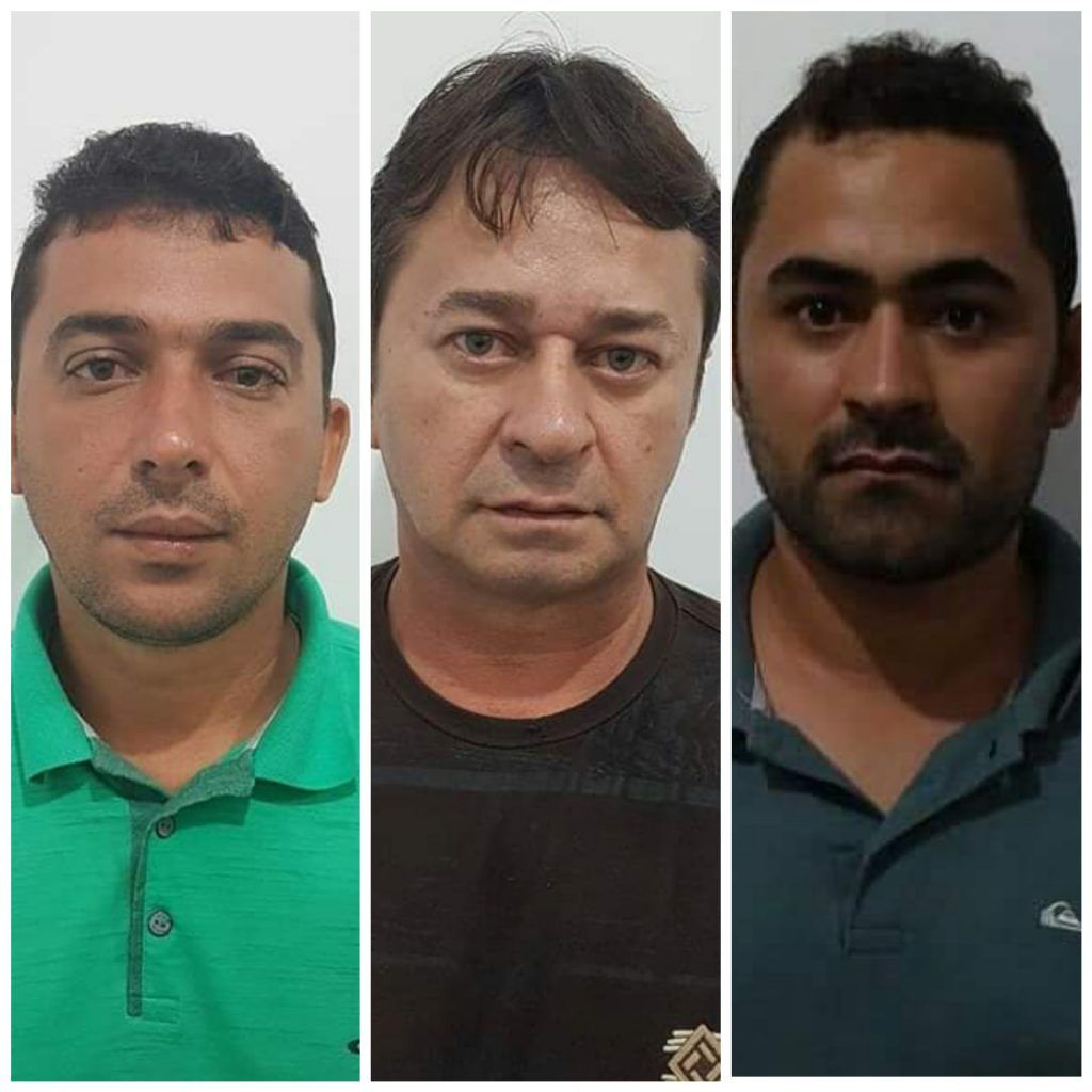 CollageMaker 20190327 232213338 1024x1024 - Mega operação da Polícia Civil em Barra do Corda, Teresina e São Paulo prende três homens acusados de um homicídio contra um jovem no ínicio deste mês - minuto barra
