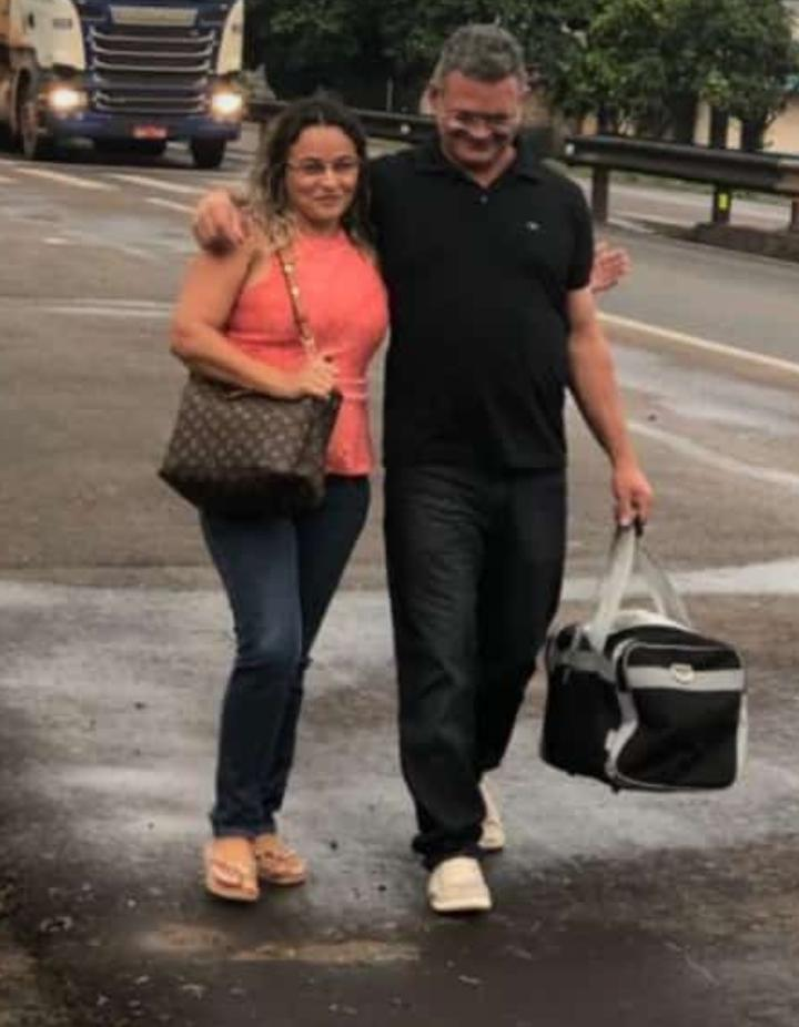 Elisângela e Pombo - Filho do ex-prefeito de Paraibano morre em acidente na Br-163 em MS - minuto barra