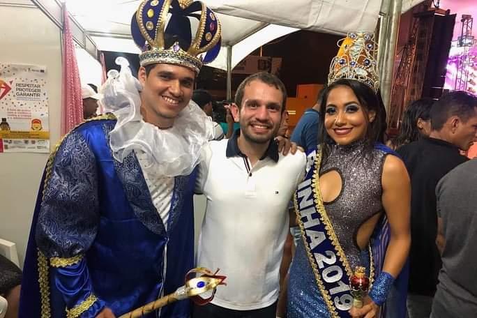 FB IMG 1551624944807 - Multidão lota o espaço cultural em Barra do Corda na primeira noite de carnaval - minuto barra